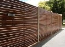 Kwikfynd Decorative fencing afterlee