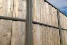 Afterlee Lap and cap timber fencing 2