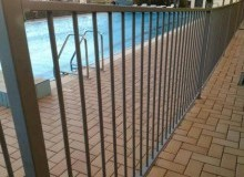 Kwikfynd Pool fencing afterlee
