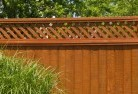 Afterlee Timber fencing 14