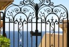Afterlee Wrought iron fencing 13