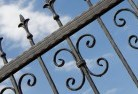 Afterlee Wrought iron fencing 6